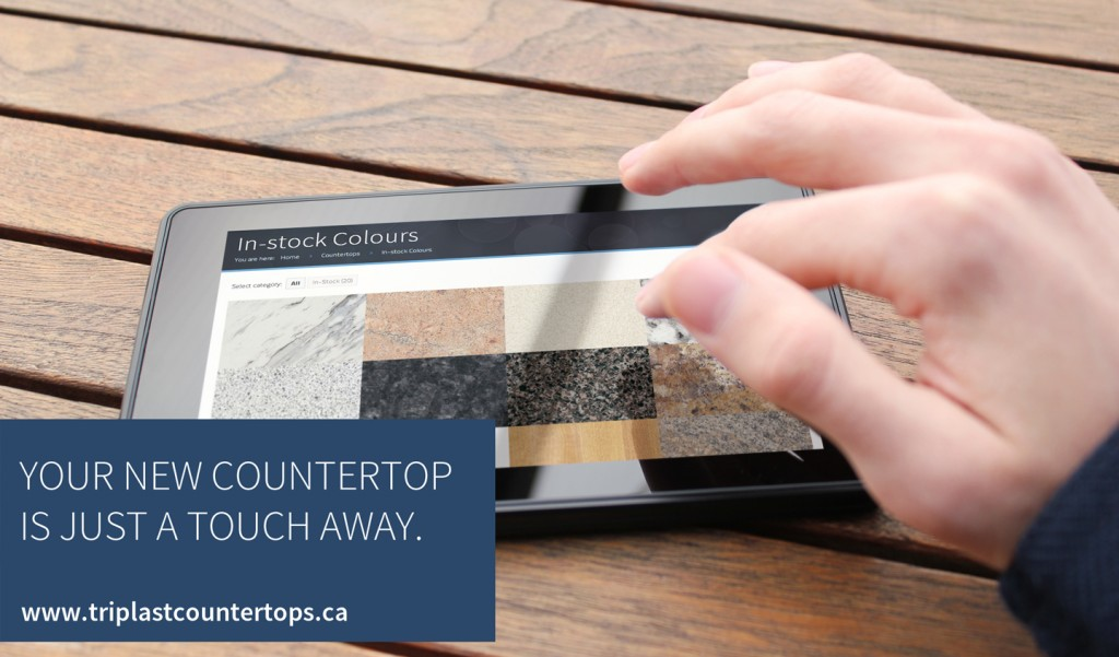 Triplast Custom Countertops Toronto